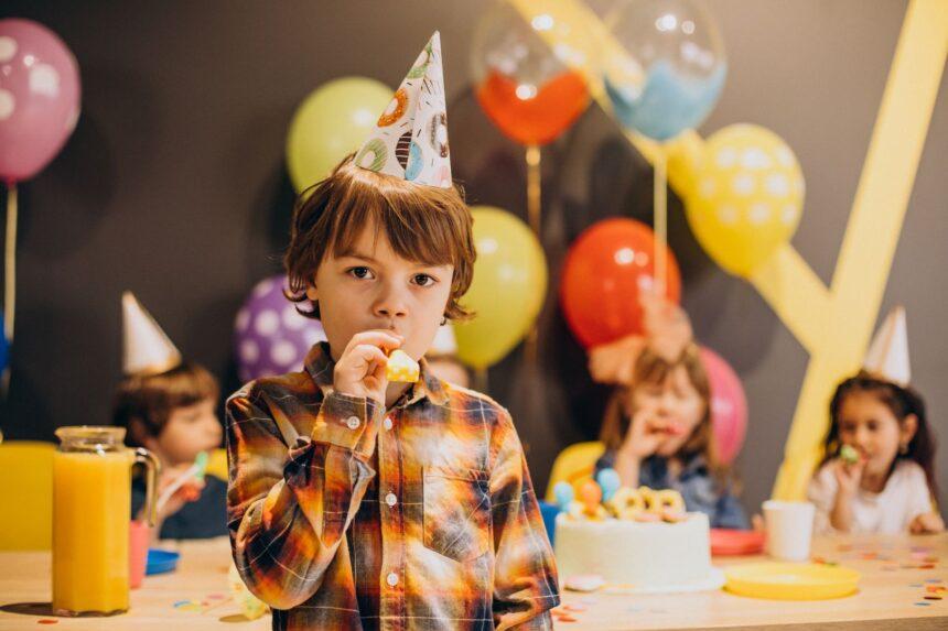 Organizowanie urodzin dziecku